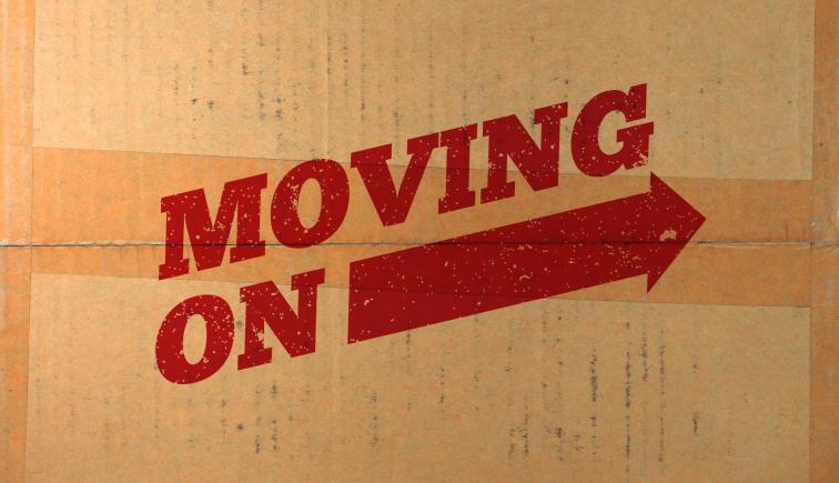 Moving On Sermon Series Idea