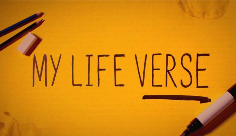 My Life Verse Sermon Series Idea