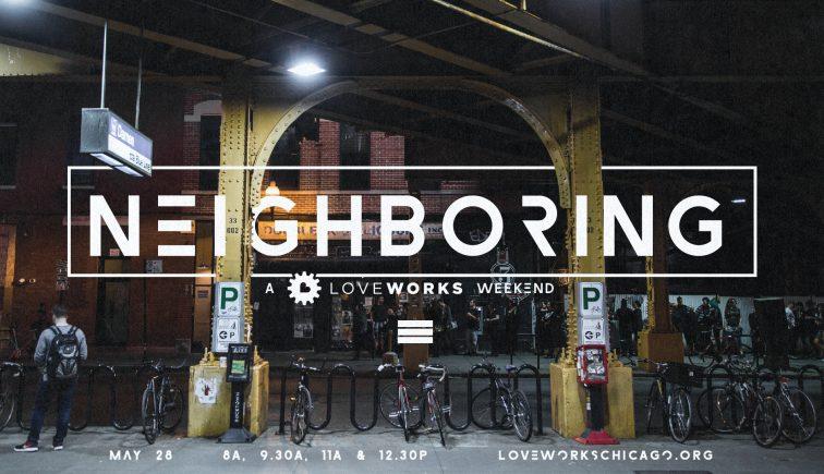 Neighboring Sermon Series Idea