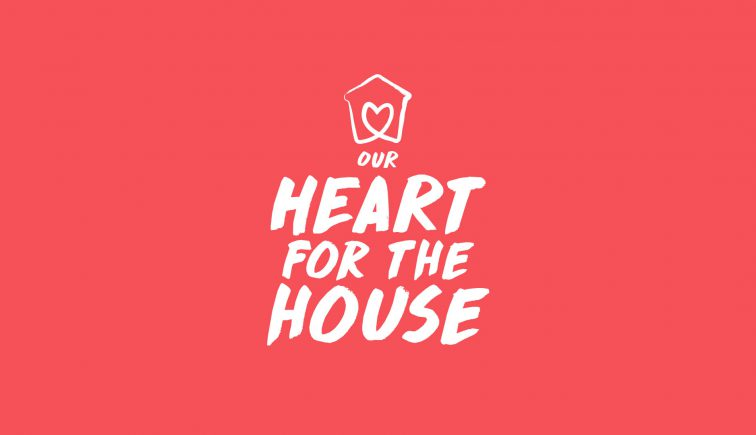 Our Heart for the House Sermon Series Idea