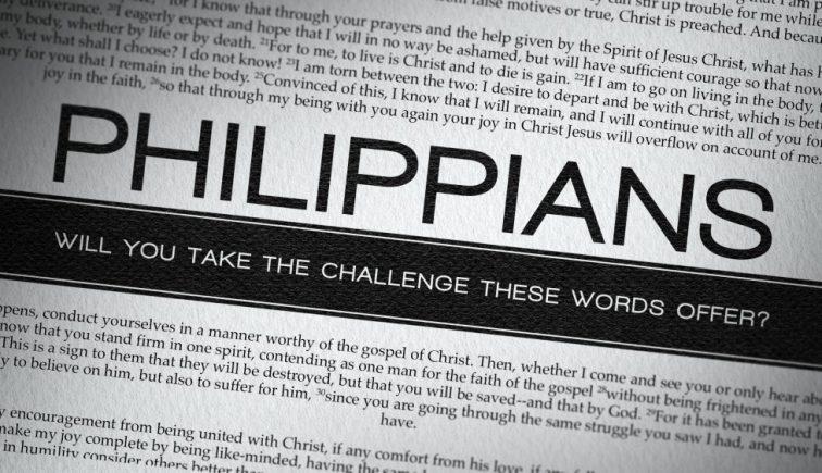 Philippians Sermon Series Idea