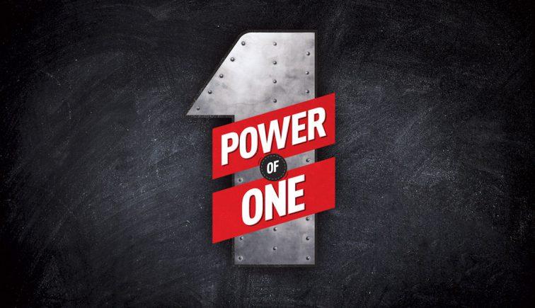 Power of One Sermon Series Idea