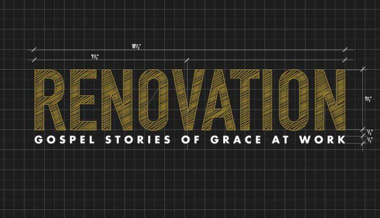 Renovation Sermon Series Idea
