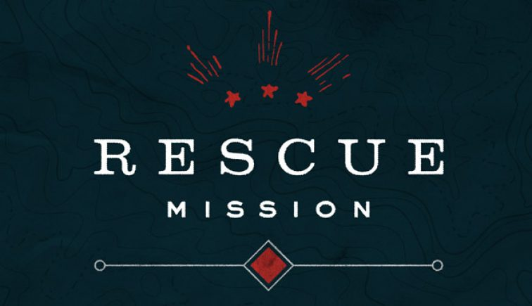 Rescue Mission Sermon Series Idea