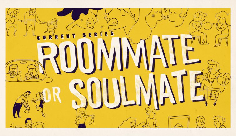 Roommate or Soulmate - marriage sermon series