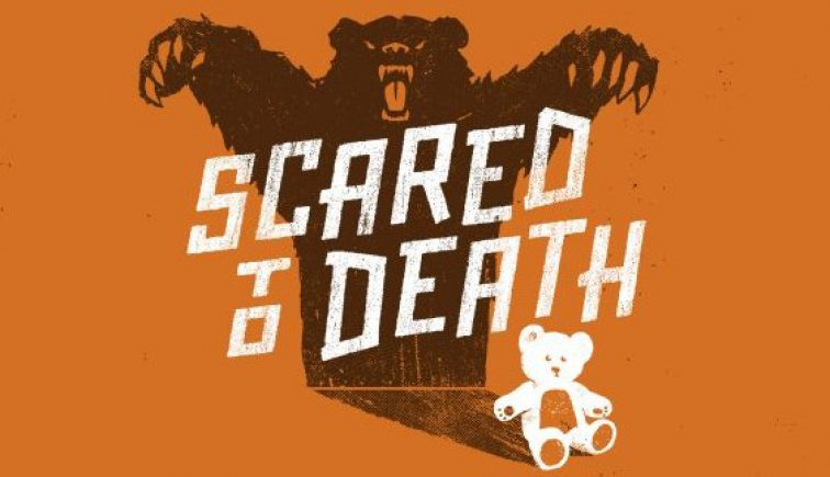 Scaredtodeath