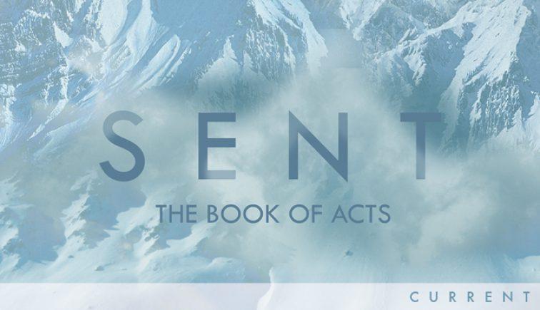 Sent Sermon Series Idea