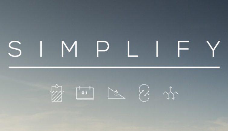 Simplify Sermon Series Idea