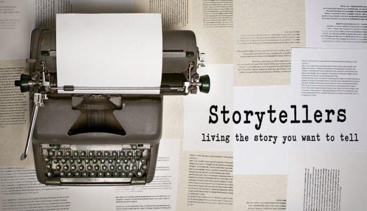 Storytellers Sermon Series Idea