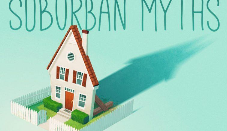 Suburban Myths Sermon Series Idea