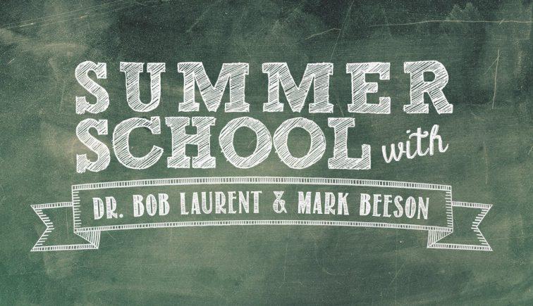 Summer School Sermon Series Idea