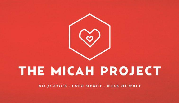 The Micah Project Sermon Series Idea