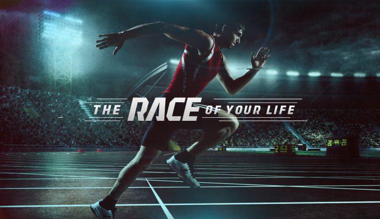 The Race of Your Life Sermon Series Idea