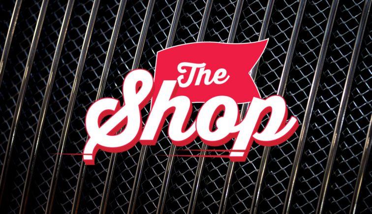 The Shop Sermon Series Idea