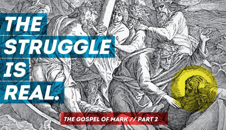 The-Struggle-is-Real Sermon Series Idea