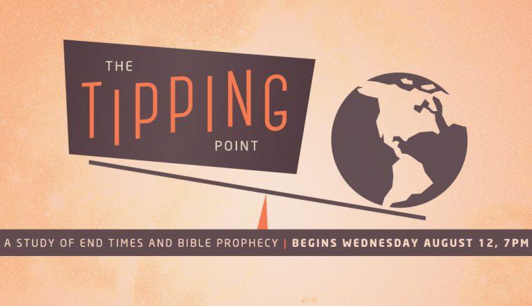 The Tipping Point Sermon Series Idea