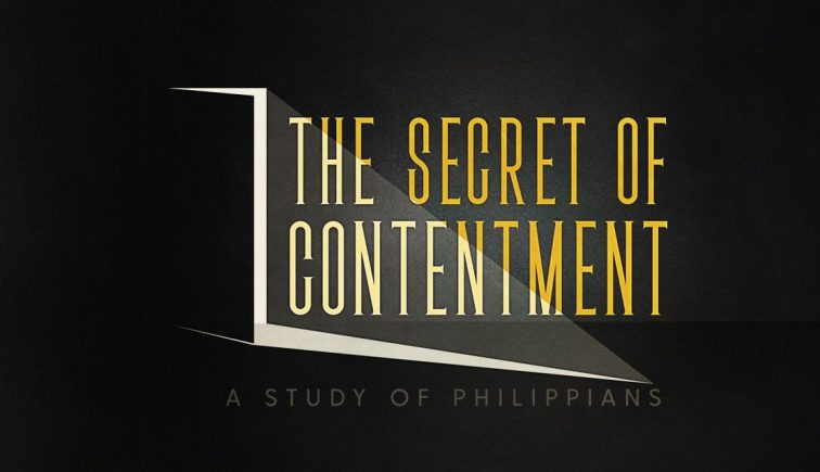 TheSecretOfcontentment