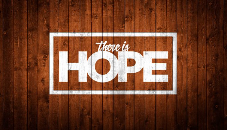 There is Hope Sermon Series Idea