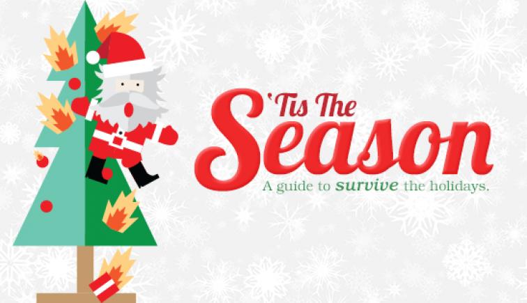 Tis the Season Sermon Series Idea