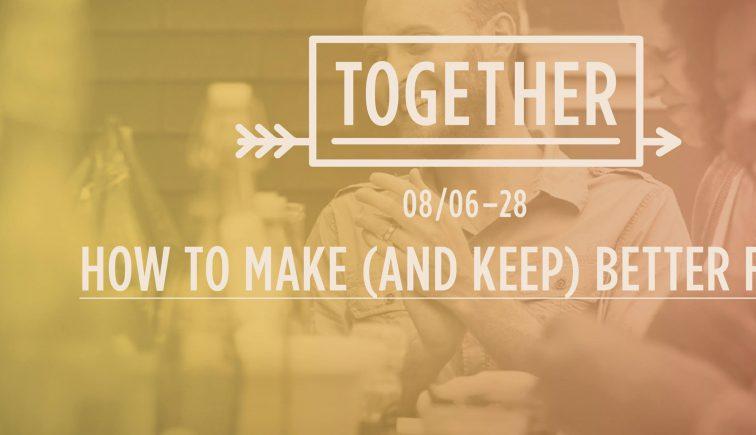 Together Sermon Series Ideas
