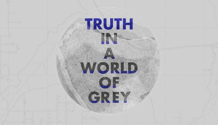 Truth in a World of Grey Sermon Series Idea]
