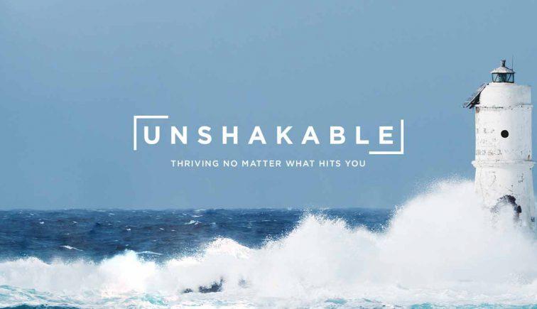 Unshakable Sermon Series Idea