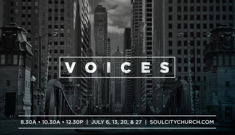 Voices Sermon Series Idea