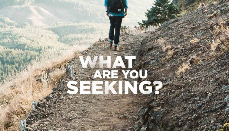 what-are-you-seeking-sermon-series-idea