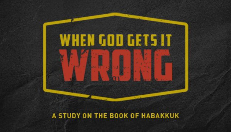 When God Gets it Wrong