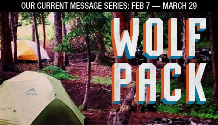 Wolf Pack Sermon Series Idea