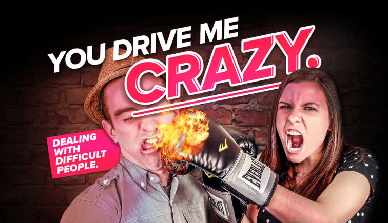 You Drive Me Crazy Sermon Series Idea