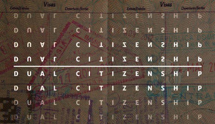 Dual Citizenship Sermon Series Art
