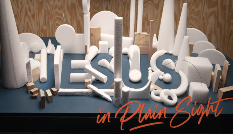 Jesus In Plain Sight