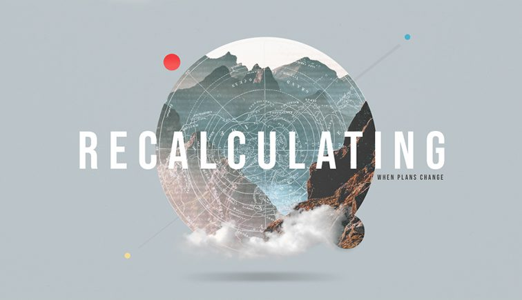 recalculating-sermon-series